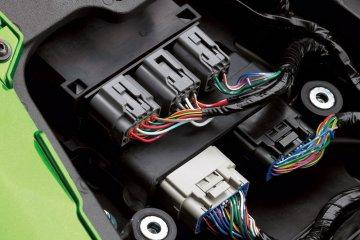 2012年モデル ZZR1400 欧州一般仕様