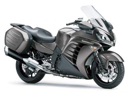 2014年モデル 1400GTR (ZG1400CEF)※欧州一般仕様