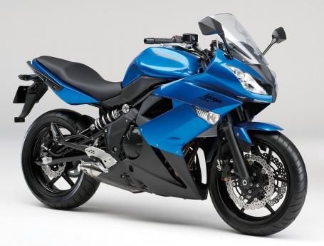 2013年モデル Ninja 400R