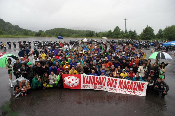 2010年8月1日 カワサキコーヒーブレイクミーティング in 旭川