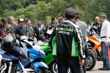 2012年7月8日 カワサキコーヒーブレイクミーティング in キロロ