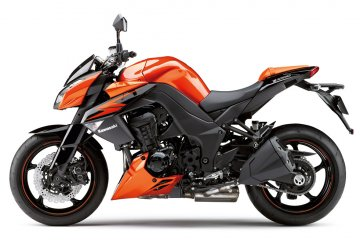2012年モデル Z1000 (ZR1000DCF)※欧州一般仕様