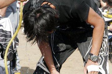 2010年9月26日 カワサキCS2 オフロードフェスティバル in 軽井沢