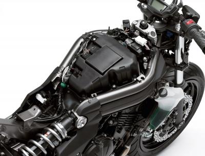 2012年モデル ER-6n ABS 欧州一般仕様