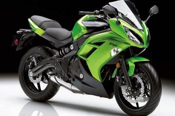 2012年モデル Ninja 650 ※北米仕様