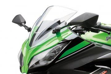 2013年モデル Ninja 250 フィーチャーカット