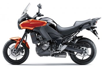 2013年モデル Versys1000(KLZ1000ADF)※欧州一般仕様