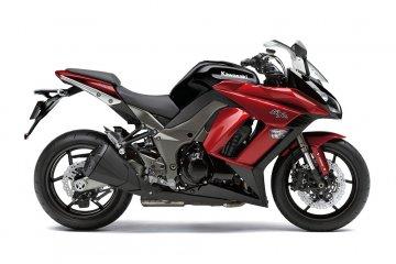 2011年モデル Ninja 1000 ABS (ZX1000HBF)※東南アジア一般仕様