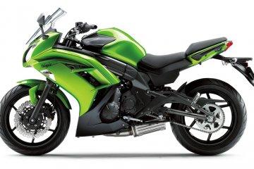 2012年モデル Ninja 650 ※東南アジア一般仕様