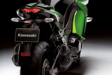 2011年モデル Ninja 1000 (ZX1000GBF)※東南アジア一般仕様