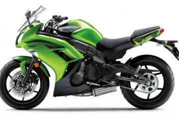 2012年モデル Ninja 650 ABS ※オーストラリア仕様