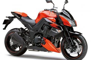 2012年モデル Z1000 ABS (ZR1000ECF)※欧州一般仕様