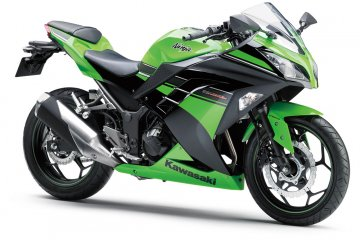 2013年モデル Ninja 300 ABS Special Edition (EX300BDFA)※オーストラリア仕様