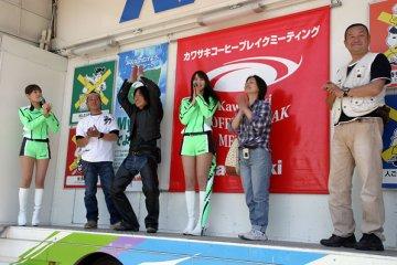 2010年6月6日 カワサキコーヒーブレイクミーティング in 裏磐梯