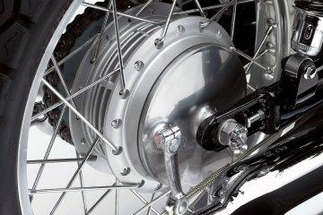 W800/リヤブレーキ