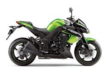 2011年モデル Z1000 (ZR1000DBF)※欧州一般仕様