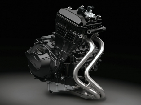 2013年モデル Z250 フィーチャーカット