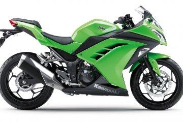 2013年モデル Ninja 300 ABS (EX300BDF)※欧州一般仕様