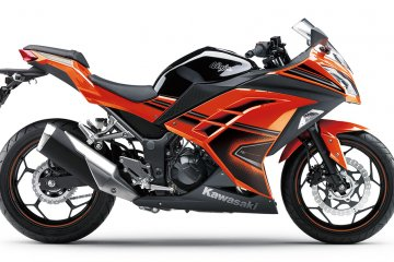 2014年モデル Ninja 250 ABS Special Edition (EX250MEFA)※輸出用