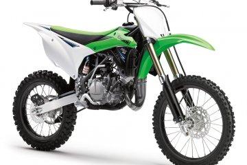 2014年モデル KX85-Ⅱ