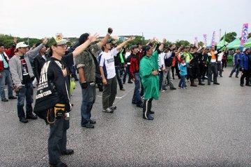 2010年6月20日 カワサキコーヒーブレイクミーティング in 高知