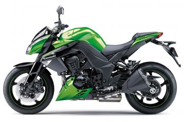 2013年モデル Z1000 (ZR1000DDF)※欧州一般仕様