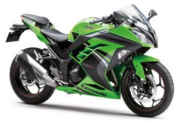 2014年モデル Ninja 300 Special Edition (EX300AEF)※欧州一般仕様