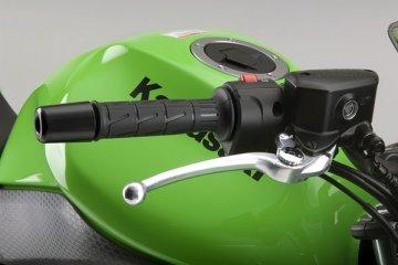 2011年モデル Ninja400R ハンドルグリップ