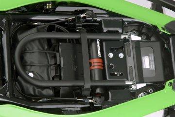 2011年モデル Ninja400R U字ロック