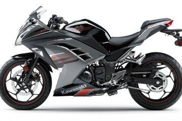 2013年モデル Ninja 300 ABS Special Edition (EX300BDFA)※カナダ仕様