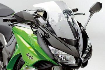 2011年モデル Z1000 SX (ZX1000GBF)※欧州一般仕様