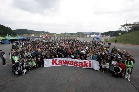 2011年10月16日 カワサキコーヒーブレイクミーティング in 佐賀