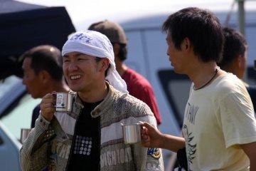 2010年9月5日 カワサキコーヒーブレイクミーティング in 境港