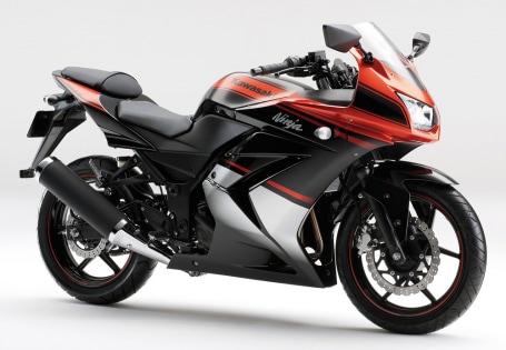 2012年モデル Ninja250R SE