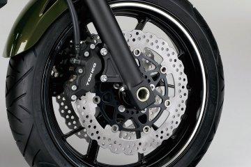 ZRX1200DAEG/フロントブレーキ