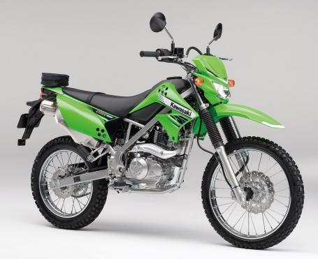 2012年モデル KLX125