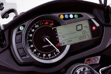 2011年モデル Z1000 SX ABS (ZX1000HBF)※欧州一般仕様