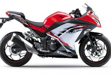 2013年モデル Ninja 250 Special Edition (EX250LDFA)※タイ仕様