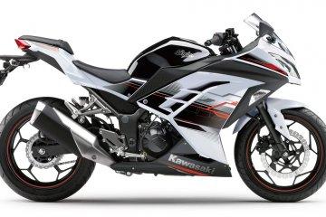 2014年モデル Ninja 300 Special Edition (EX300AEF)※オーストラリア仕様