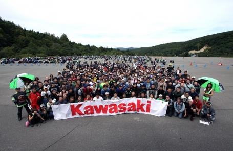2011年9月11日 カワサキコーヒーブレイクミーティング in キロロ