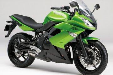 2013年モデル Ninja 400R ABS
