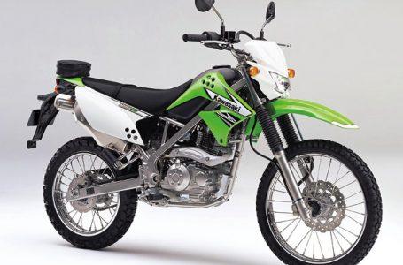2011年モデル KLX125 ライムグリーン