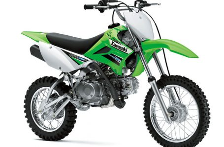 2011年モデル KLX110L ライムグリーン