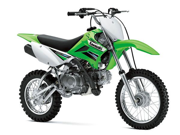 2011年モデル KLX110L