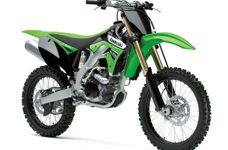 2011年モデル KX250F ライムグリーン