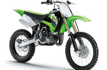2011年モデル KX85-2 ライムグリーン