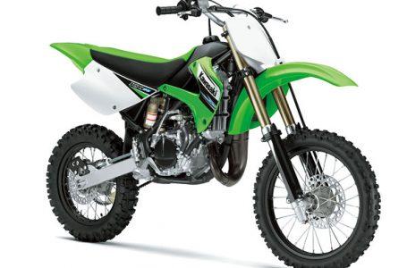 2011年モデル KX85 ライムグリーン