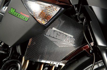 AGRAS 2010 Z1000用 ラジエターコアガード