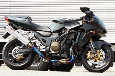 日本ビート工業 ZX-12R用 NEW NASSERT-R PLUS