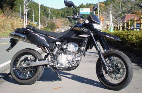 MH ASANO DトラッカーX & KLX250('08~)用スリップオンマフラー
